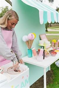 Summer, Ice, Cream, Party, With, Tillamook