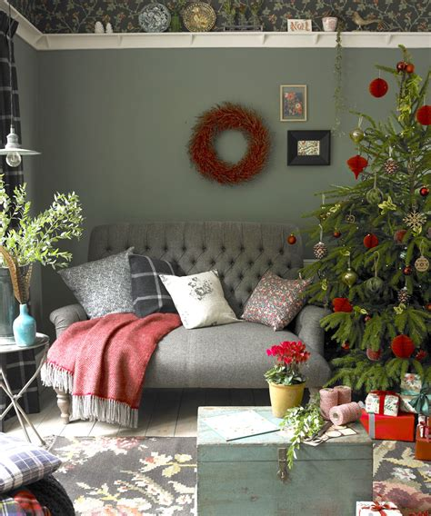 country christmas decoration ideas