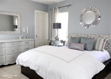modern  glam master bedroom reveal  homes