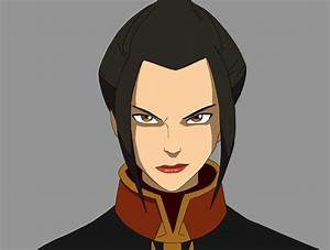 Azula- 1: Stare by Angry-Sun on DeviantArt