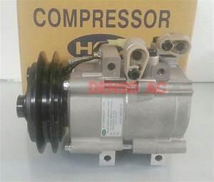 Jual Compressor Compresor Kompresor Ac Mobil Ford Everest Merk   Hcc Asli   Original  New  Baru