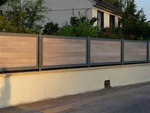 agreable peindre une porte de garage en pvc 4 cloture With peindre porte garage bois