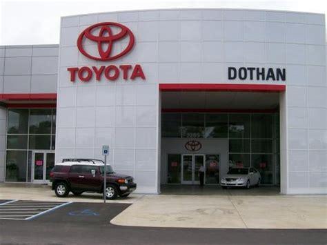 Toyota Dothan Al by Toyota Of Dothan Dothan Al 36301 5059 Car Dealership
