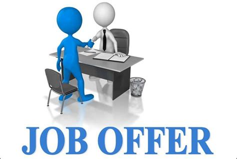 job offer recruitment and selection guide