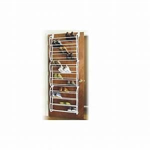Range Chaussures De Porte : range chaussures porte 36 paires accessoires de rangement pas cher ~ Melissatoandfro.com Idées de Décoration