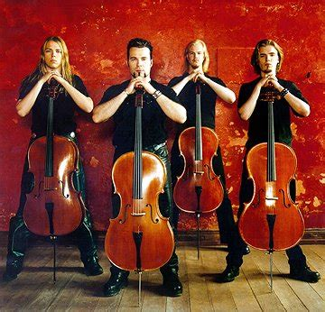 Exclusive Interview With Cello Pioneer And Apocalyptica's