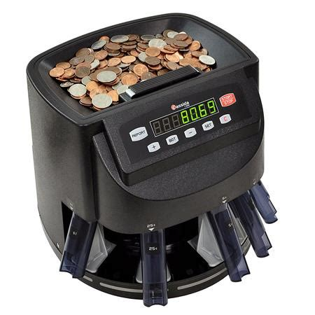 Many of the credit card offers that appear on this site are from. Cassida C200 Coin Counter/Sorter/Wrapper C200 - Adorama