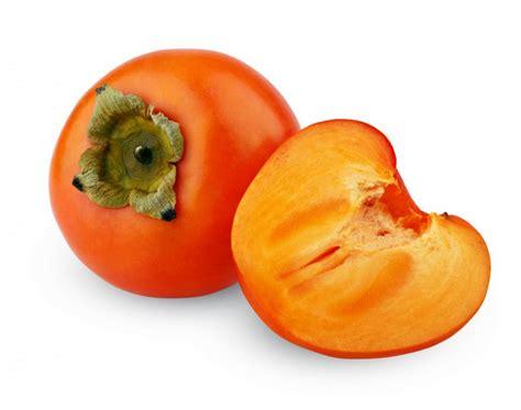 persimmon assortment special fruit