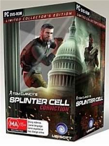 Splinter Cell Conviction Special Collectors Edition Details