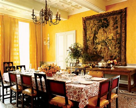 beautiful dining rooms  vogue vogue