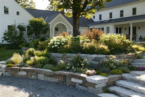 england farmland traditional landscape boston  julie moir messervy design studio