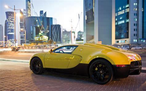 Special Edition Bugatti Veyron Grand Sport Debuts In Qatar