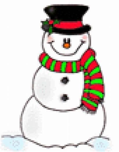 Snowman Christmas Bmp Holiday Clipart Snowmen Clip