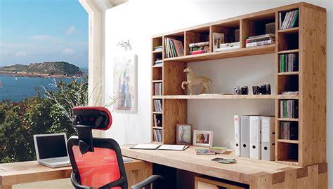 étagère à poser sur bureau etagère bureau en pin massif
