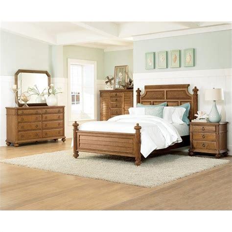 american drew bedroom furniture american drew grand isle 4 piece bedroom set in amber 14005   493815 L