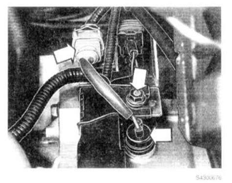 volvo  vehicle speed sensor electrical problem