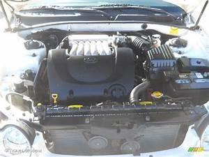 2004 Hyundai Sonata V6 2 7 Liter Dohc 24