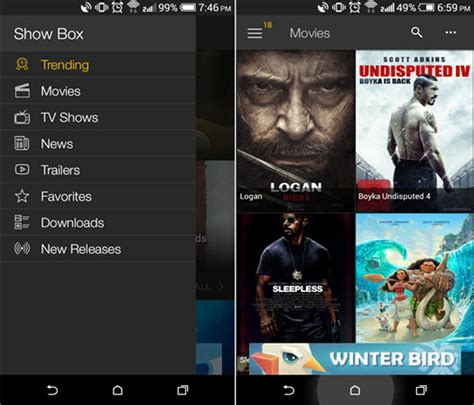 showbox for android apk showbox apk updated to 4 93