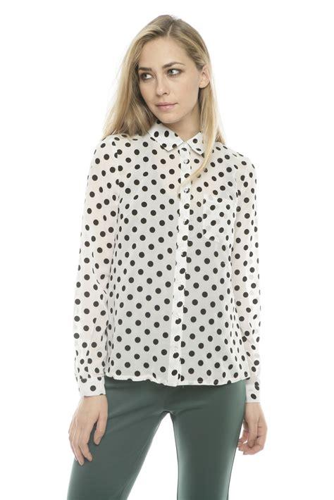 polka dot blouses lovely polka dot blouse from bucktown by dress up