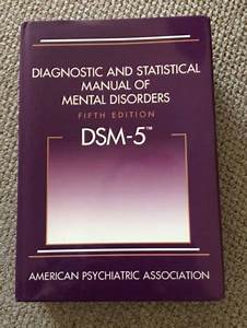 Dsm 5 Manual For Sale In Salthill  Galway From Shelljk