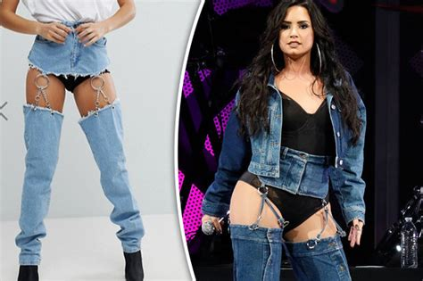 Asos Sells £75 Crotchless Jeans