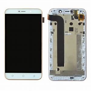 Coolpad Note 3 Lite Display With Frame  Outer Body Panel