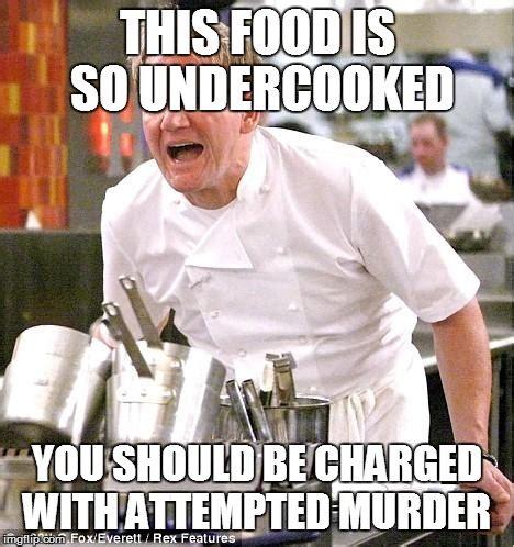 Attempted Murder Meme - chef gordon ramsay meme imgflip