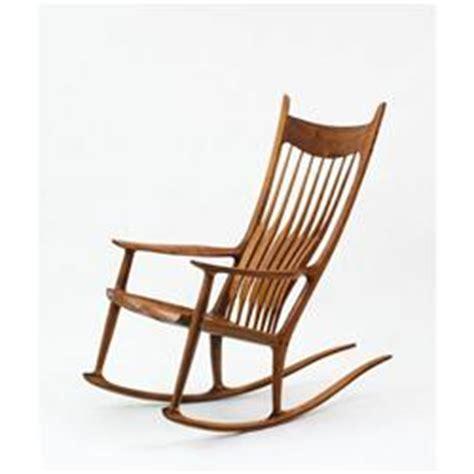Sam Maloof Rocking Chair Auction by Sam Maloof Rocking Chair