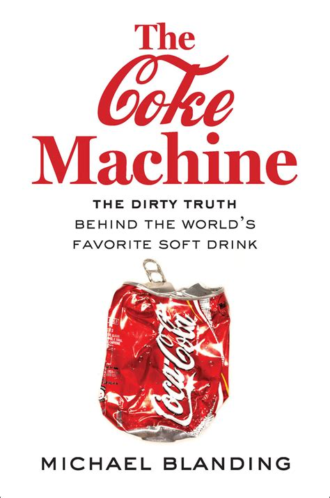 coke machine michael blanding
