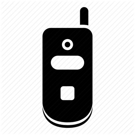 flip phone clipart black and white call connect flip phone mobile network phone icon