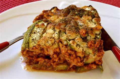 cuisine de courgettes lasagnes de courgettes végétariennes ma cuisine santé