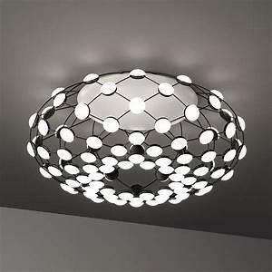 Led Design Deckenleuchte : luceplan mesh led deckenleuchte ambientedirect ~ A.2002-acura-tl-radio.info Haus und Dekorationen