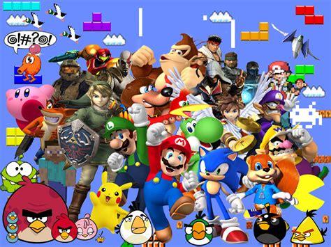 HD Wallpapers Video Games - WallpaperSafari