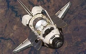 Space Shuttle in Orbit by BubiMandril on DeviantArt
