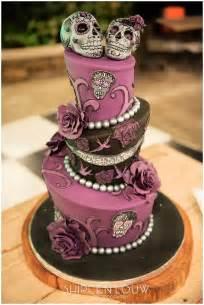 skull wedding cakes 3 tier mad hatter style wedding cake with skulls flickr