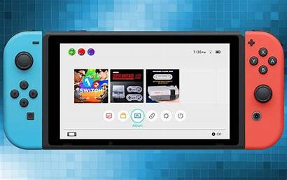 Nintendo Switch Mini Nes Snes Could Feature