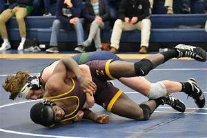 St. Mary's Ryken crowns five at WCAC wrestling tournament ...
