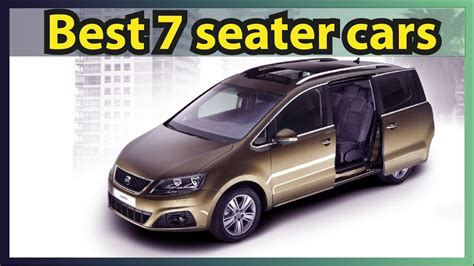 Car Usa News : Which Vehicles Seat 7 Or More
