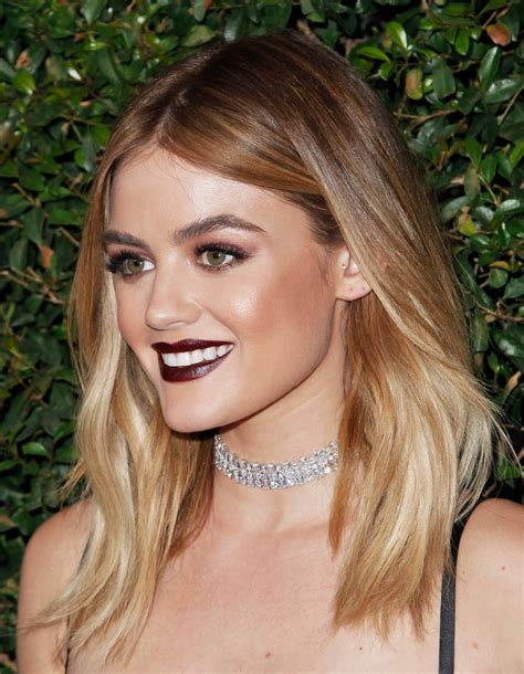 Lucy Hale's Blonde Hair: Her Colorist Tells the Real Story ...