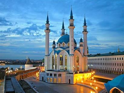 Russia Places Visit Travel Kazan Mosque Europe