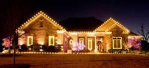Christmas Decor Professional Christmas Light Installation