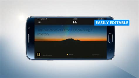 android app promotion  videohive rapid
