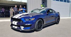 More-lethal Mustang Shelby GT350 debuts for 2019
