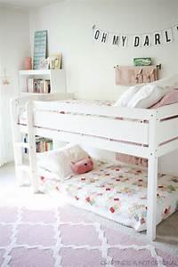 Mädchen Zimmer Ideen : gemeinsame m dchen zimmer m dchen schlafzimmer deko ideen girly teen paare mit baby kleine ~ Heinz-duthel.com Haus und Dekorationen