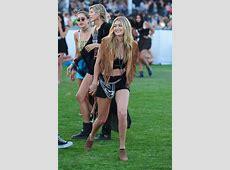 Gigi Hadid Coachella Music Festival Day 2 in Indio