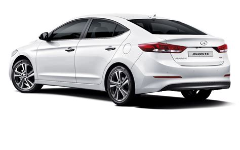 Hyundai Press by 2016 Hyundai Elantra Rear Press