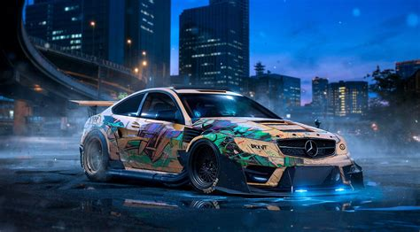Car, Drift, Khyzyl Saleem Wallpapers Hd / Desktop And