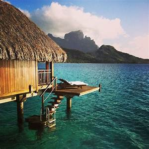 our favorite overwater bungalow resorts for weddings and With honeymoon huts over water