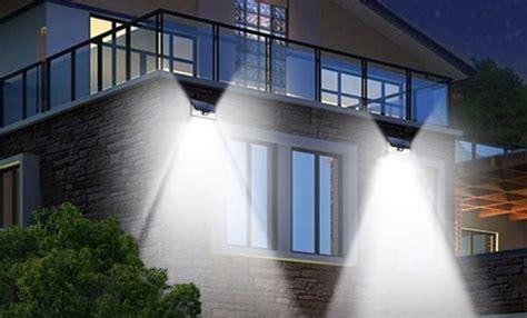 Best Flood Light For Backyard by The 5 Best Led Outdoor Solar Lights 2018 2019