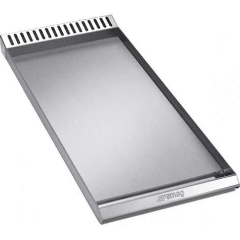 Kitchen Grill Plate by Smeg Tbx6090 Teppanyaki Grill Plate Stainless Steel